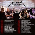 I Metallica a Milano, aperte le prevendite dei biglietti per i fanclub