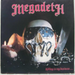 """""""Megadeth – Killing Is My Business… And Business Is Good! 1985"""""""